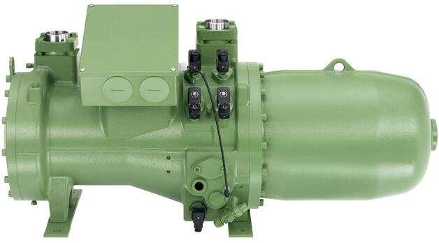 德国比泽尔螺杆压缩机
